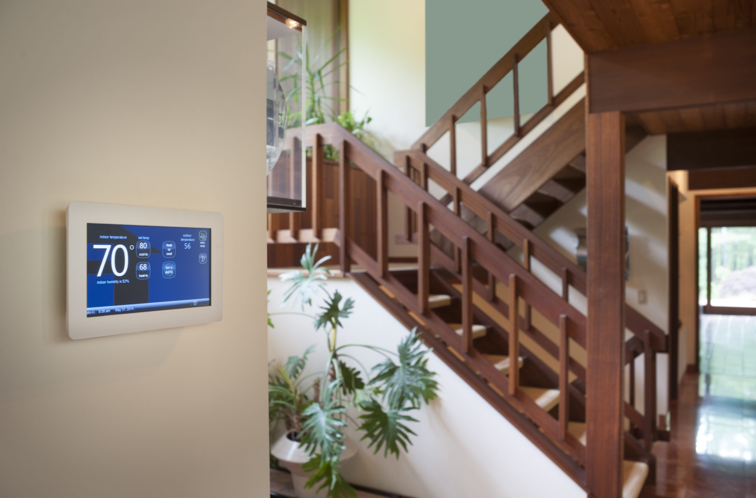 Programmable-Thermostat-Winter-Save-Energy