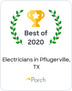 Porch Best of 2020 Badge