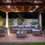 landscape-lighting-around-backyard-patio-gazebo